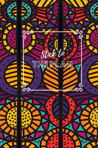 Stick to the Plan: A Daily Self-Reflection Journal & Planner.
