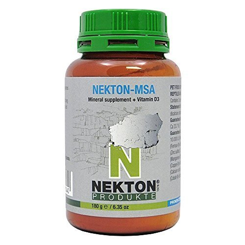 Nekton-MSA High-Grade Mineral Supplement for Pets, 180gm by Phillips Feed & Pet Supply Natural Balance