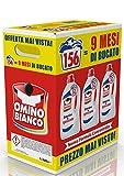 Omino Bianco - Igienizzante - 156 Lavaggi - 7800ml