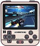 【Système open source puissant】Cette console de jeu dispose d'une carte SD de 32 Go, de 14000 jeux intégrés, vous pouvez profiter du plaisir de toutes sortes de jeux, en plus, il supporte les jeux de moteurs de vibration, support parfait PS1, CPS1, CP...