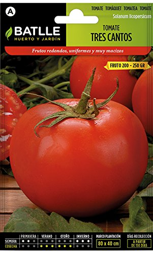 Semillas Hortícolas - Tomate Tres Cantos - Batlle