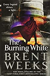Cover of The Burning White