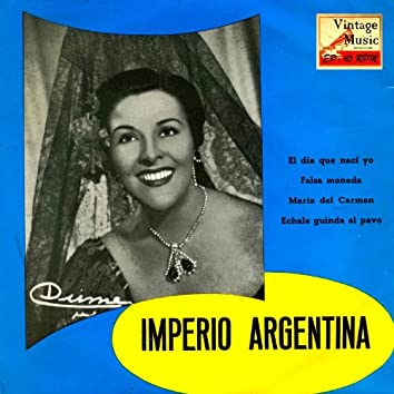 Vintage Spanish Song Nº9 - EPs Collectors. B.S.O: Morena Clara