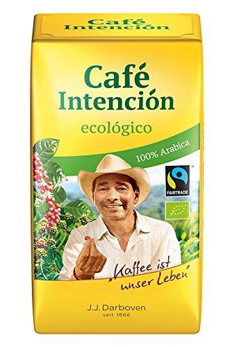 Cafe Intencion Ecologico aus ökologischem Anbau - 1 x 500 g