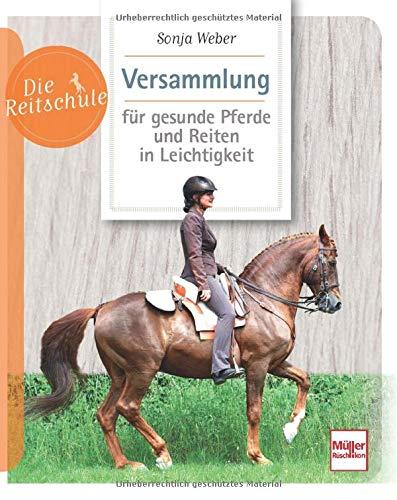 Versammlung für gesunde Pferde und Reiten in Leichtigkeit (Die Reitschule)
