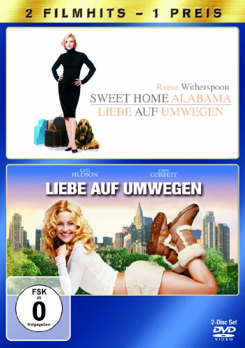 Sweet Home Alabama - Liebe auf Umwegen / Liebe auf Umwegen [2 DVDs]