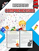Reading Comprehension for 4th Grade - Color Edition: Games and Activities to Support Grade 4 Skills, Grade 4 Reading Comprehension Workbook - Color Edition