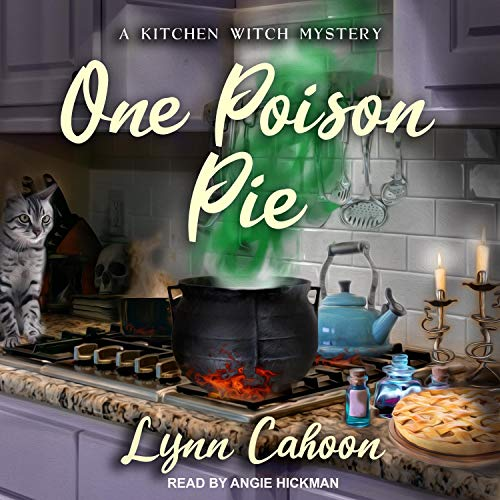 One Poison Pie Audiobook By Lynn Cahoon cover art