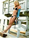 bucraft Kaley Cuoco in Black Bikini 8x10 Picture Celebrity Print