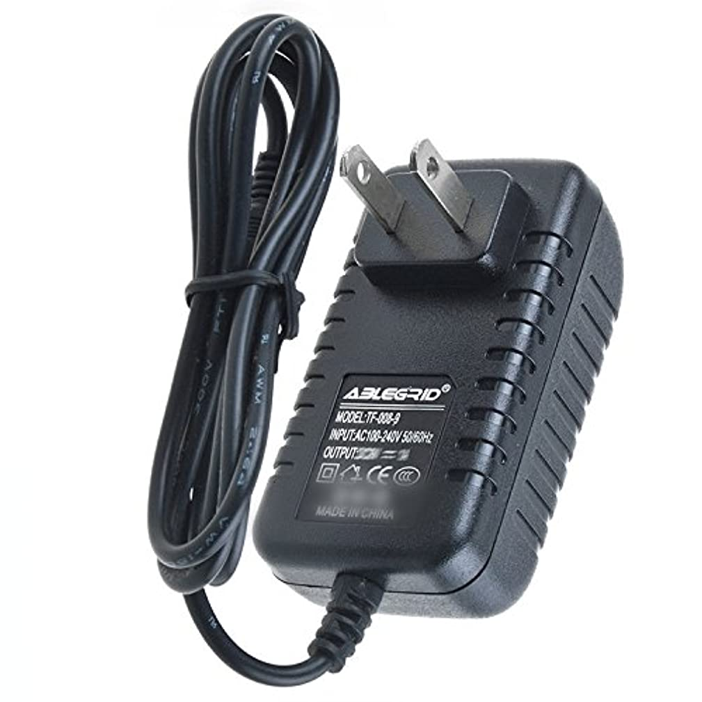 ABLEGRID AC/DC Adapter for Lorex Live SD9 LW292 Series Wireless Video Monitoring System Power Supply Cord Cable PS Wall Home Charger Mains PSU (Only for LCD Receiver Unit)