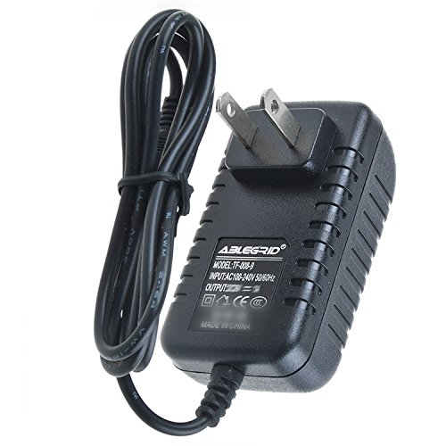 ABLEGRID AC/DC Adapter for Craftsman 73904 Cordless Rechargeable Worklight 35 LED 27 Lights Work Light Switching Power Supply Cord