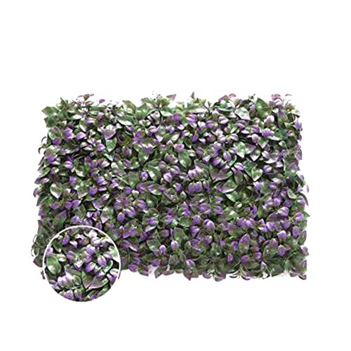 Xiaolin Los Paneles de los setos Artificiales, decoración al Aire Libre de la Pared de Garden Home Ivy Privacy Fence Screening Home Garden (Color : 05)