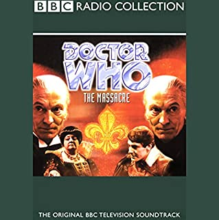 Doctor Who     The Massacre of St Bartholemew's Eve              By:                                                                                                                                 John Lucarotti                               Narrated by:                                                                                                                                 William Hartnell,                                                                                        full cast                      Length: 1 hr and 40 mins     18 ratings     Overall 4.2