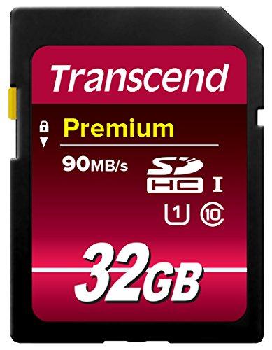 Transcend TS32GSDU1E - Tarjeta de...