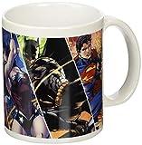 DC Comics MG23643 Justice League (Heroes) Mug, Multicolore, 11oz/315ml