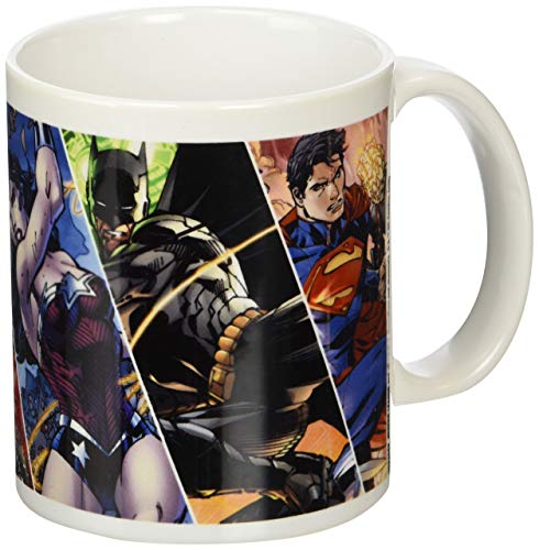 Pyramid International Justice League Taza Heroes