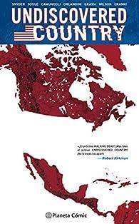 Undiscovered Country nº 01 par Scott Snyder
