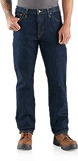 Men's Rugged Flex Relaxed Fit Heavyweight 5-Pocket Jean