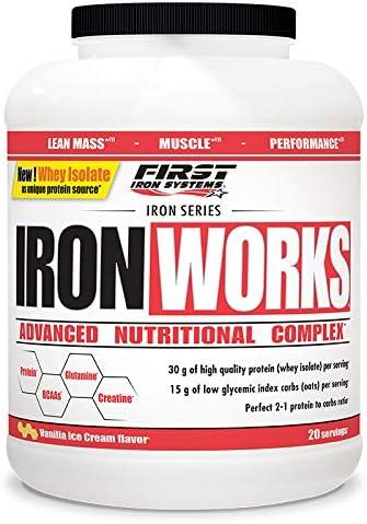 Iron Works 2200 g.
