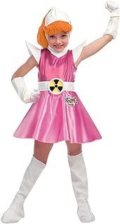 Kids-Costume Atomic Betty Deluxe Cost 7 8 Halloween Costume - Child 7-8