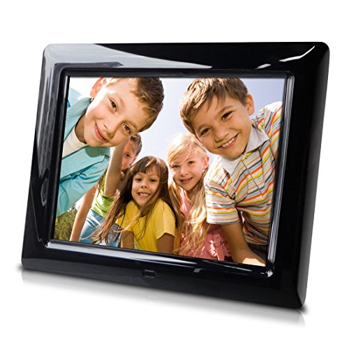 "Sungale PF803 8"" Digital Photo Frame, Hi-Resolution, Transitional Effects, slideshow, Interval time Adjust, More Camera Computers Digital Features Frames Photo Picture"