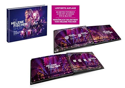 Helene Fischer Show - Meine schönsten Momente (Ltd. 60-Seiten Fotobuch, 2-CD, DVD, Blu-ray)