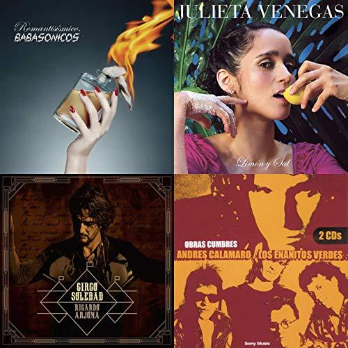 Hits del Pop-Rock latinoamericano