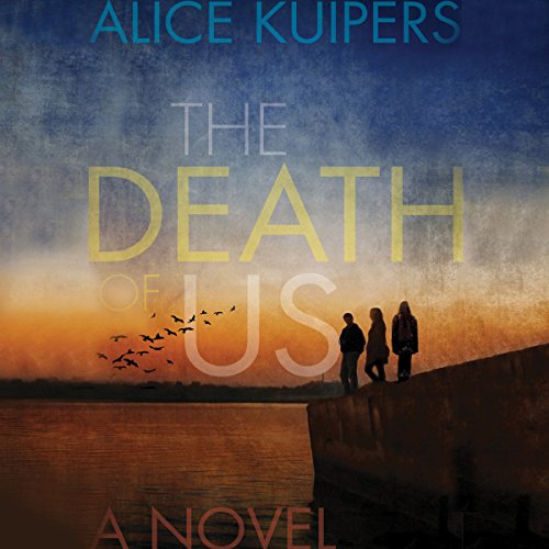 The Death of Us audiobook cover art