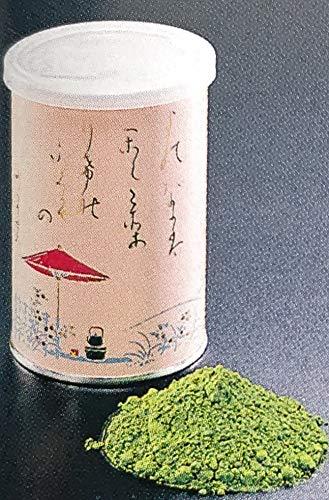 料理用 抹茶 ( 缶 ) 80g 高級品