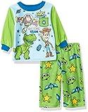 Disney Boys' Toy Story 2-Piece Pajama Set, Awesome Team, 18M