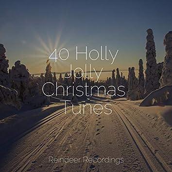 40 Holly Jolly Christmas Tunes