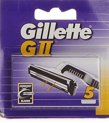 Gillette oplader, 5 navulverpakkingen