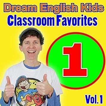 Classroom Favorites, Vol. 1