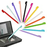 Insten Replacement Stylus compatible with Nintendo DS Lite Plastic Stylus Pen, 12-pack