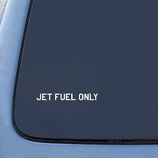 Car Sticker Car Decal Car Styling Transport Aviation Jet Fuel Window Bumper Car Stickers for Car Laptop Window Sticker