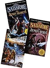Demonwars Trilogy: The Demon Awakens, The Demon Spirit, The Demon Apostle