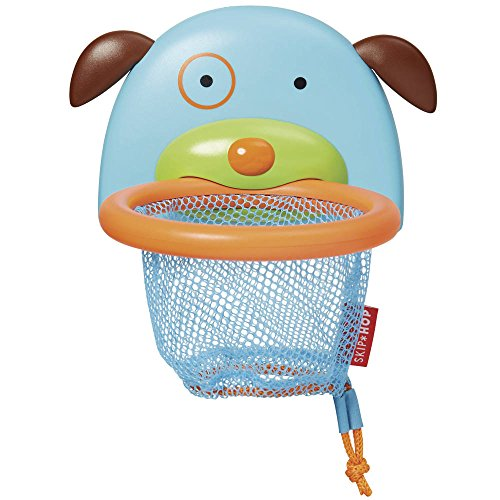 Skip Hop Bath Toys: Bathtime Basketball, Dog
