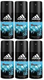 adidas Ice Dive Deo Body Spray für Herren -...