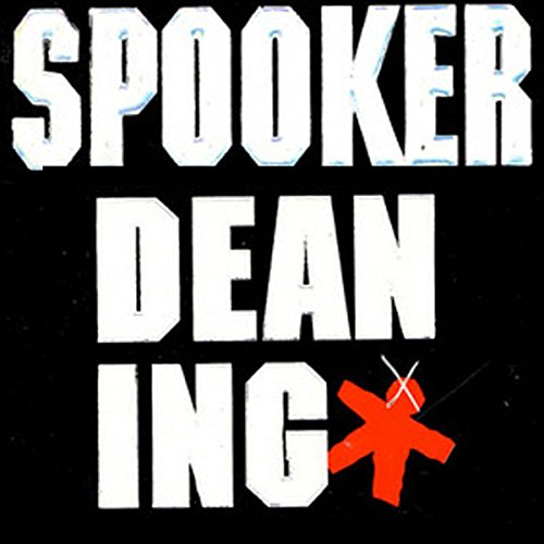 Spooker cover art