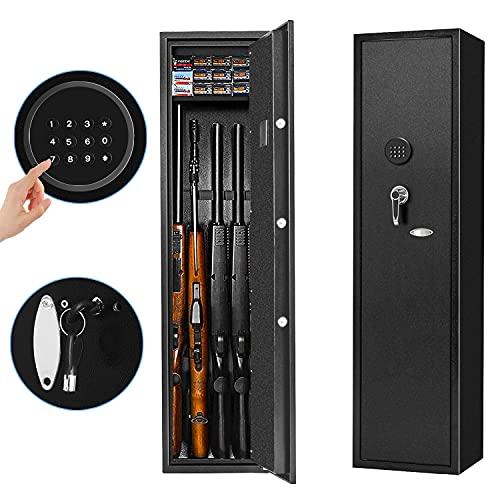 Rifle Safe Large Electronic 4 Gun Safe