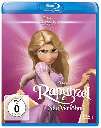 Rapunzel - Neu verföhnt - Disney Classics [Blu-ray]