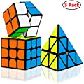 Dreampark 3x3 Speed Cube Smooth Magic Stickerless Cube Puzzles