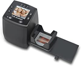 DIGITNOW! 135 Film Negative Scanner High Resolution Slide Viewer,Convert 35mm Film &Slide to Digital JPEG Save into SD Card , with Slide Mounts Feeder No Computer/Software Required.