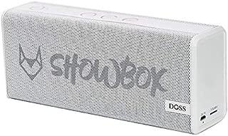 DOSS Wireless Bluetooth 4.0 Stereo Speaker, Enhanced Bass,10 hours Playtime, TF Port