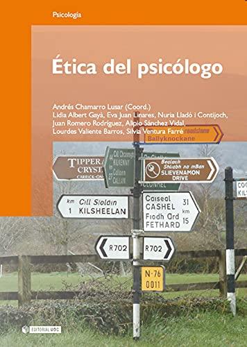 Ética del psicólogo (Manuales nº 77) (Spanish Edition)
