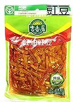 吉香居 紅油豇豆 咸菜 辛口 漬物 豇豆 180g