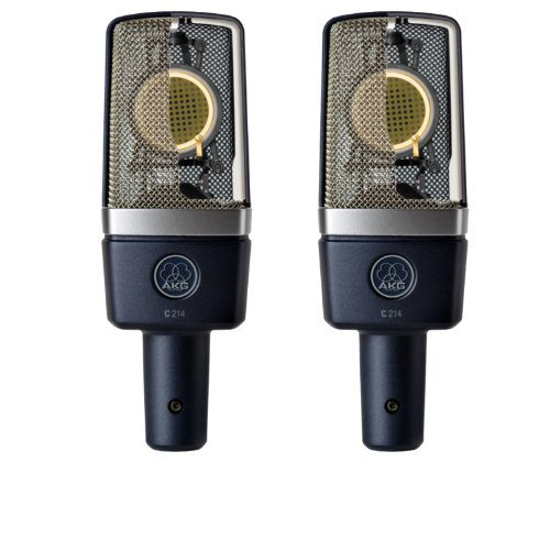 3. AKG Matched Pair Stereo Set