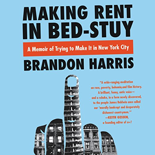 Making Rent in Bed-Stuy audiobook cover art