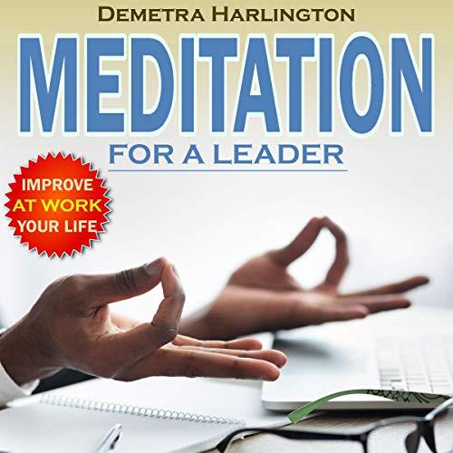 Meditation for a Leader audiobook cover art