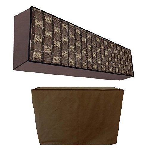 Stylista Ac Cover Set Of Indoor And Outdoor Unit For 1.5 Ton...